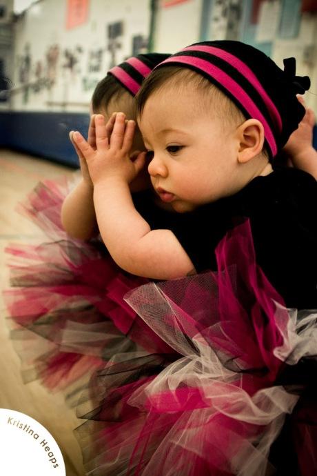 Punk rock ballerina